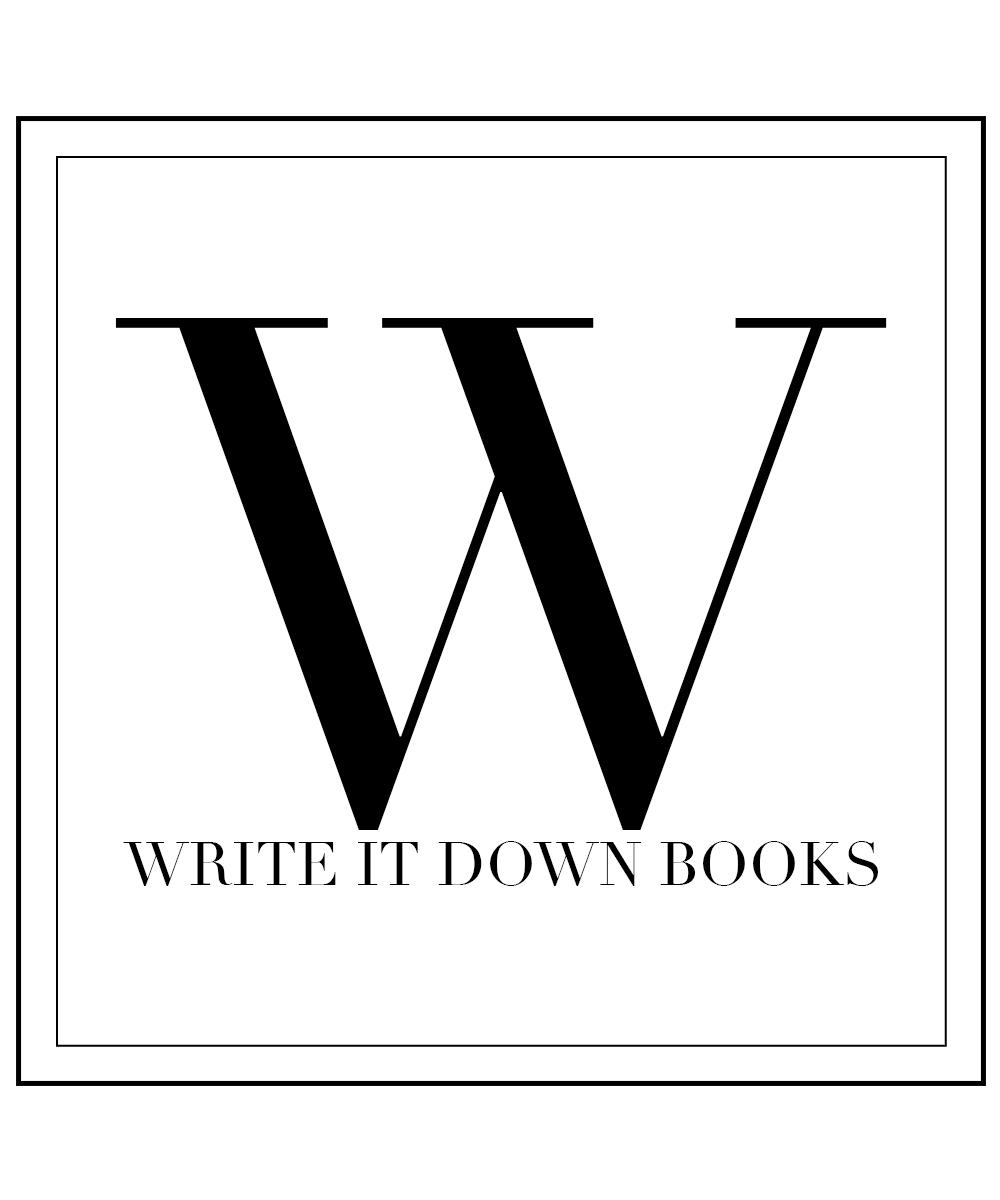 Write It Down Books